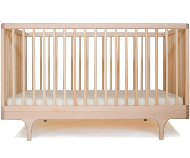Maple Sleigh Bed King